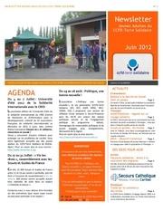 newsletter n 2 juin 2012