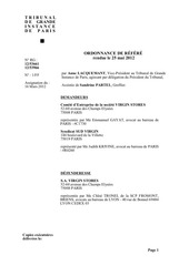 jugement du 25 mai