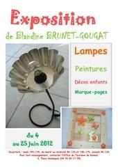 affiche expo gannat 2012 06
