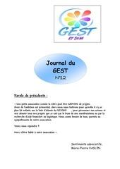 journal du gest dim 2012