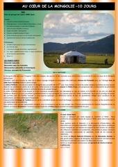 pierre dubuisson au coeur de la mongolie