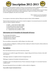Fichier PDF inscription rsg