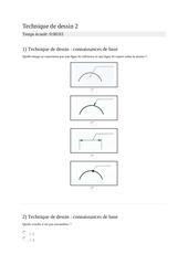 technique de dessin 2
