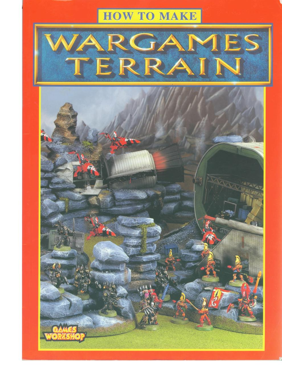 How to Make Wargames Terrain par Games Workshop - Games Workshop