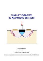 mecanique sol pdfff