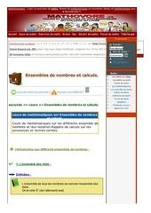 www mathovore fr ensembles de nombres et calculs cours maths 48