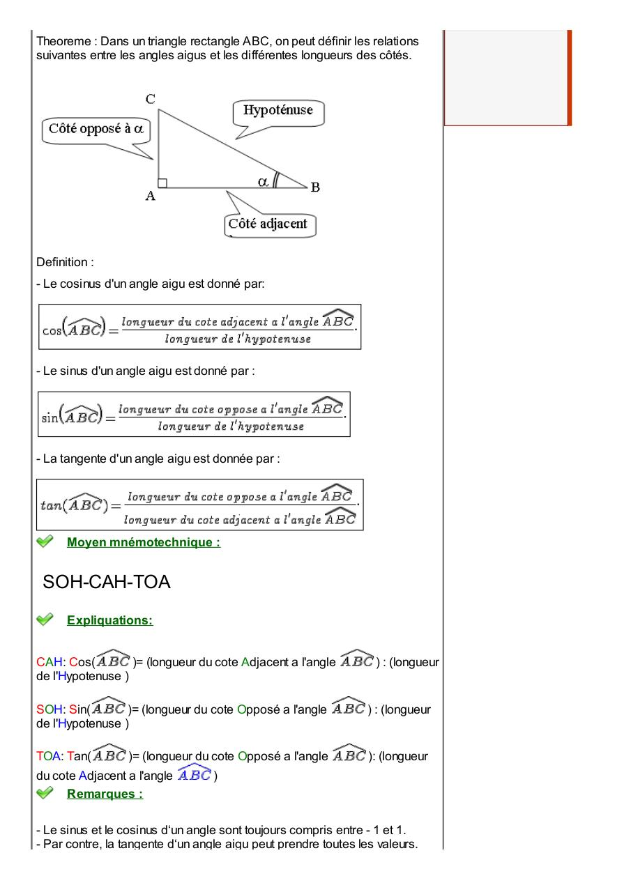 www.mathovore.fr-la-trigonometrie-dans-le-triangle-rectangle-cours-maths-32.pdf - page 2/5