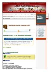 Fichier PDF www mathovore fr les equations et inequations cours maths 26