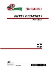 Fichier PDF iseki eclate kc2f kc4f