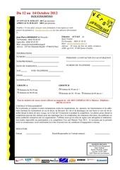 formulaire vets tour 1