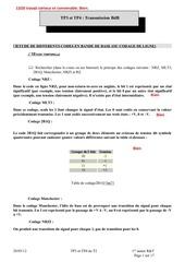 cr chauffour clavel tp t2 no3 et tp no4 bdb 2011 2012 1 1