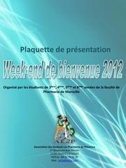 plaquette web 2012