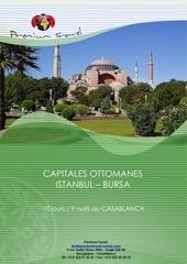 capitales ottomanes