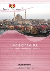 Fichier PDF magic istanbul