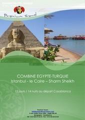 combine egypte turquie