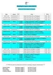 planning reprise 2012 13
