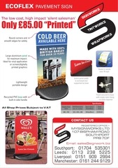 signworks s prices 2012
