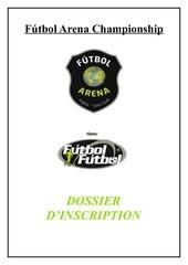 Fichier PDF reglement championnat