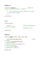 Fichier PDF script