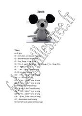 Fichier PDF souris