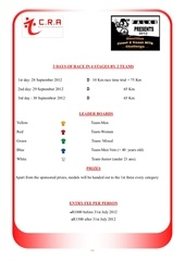 description of mauritius coast 2 coast mtb challenge 2012