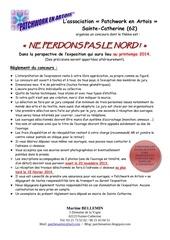 reglement concours patch expo 2014