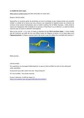 newsletter 18 juin 2012