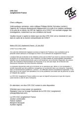 tract cfe cgc motion chsct deces philippe michel 2