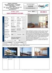 83 200 st mandrier fiche appartement vente 192977