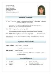 Fichier PDF cv caroline catalaa