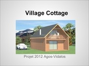 village cottage