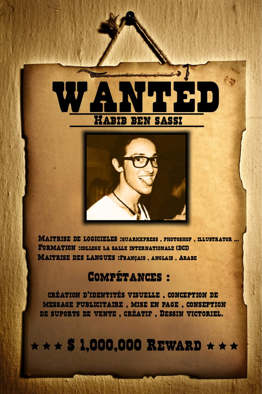 wanted fond cv tr
