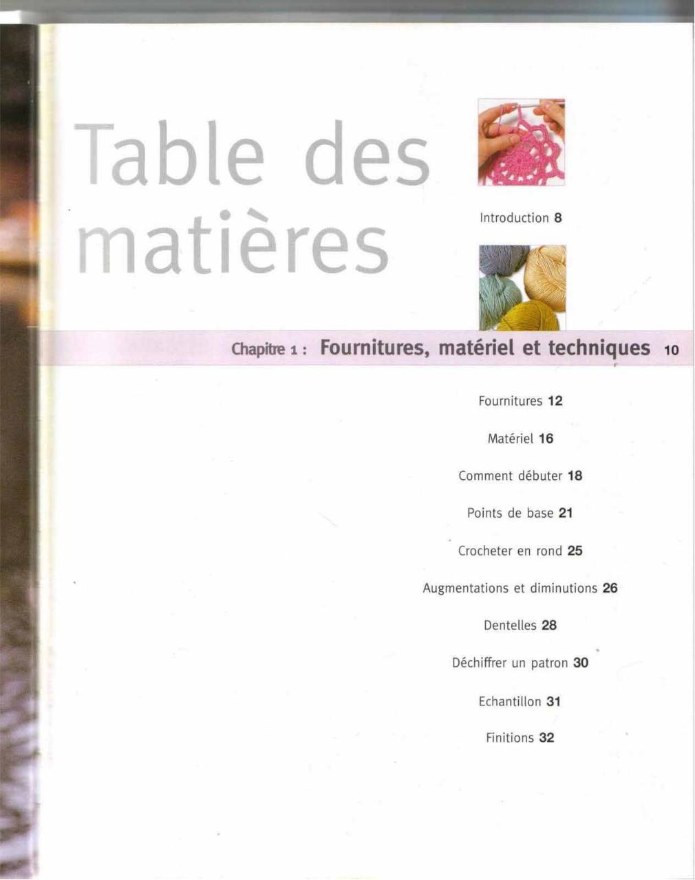 Aperçu Accessoires.En.Crochet.pdf - Page 5/125