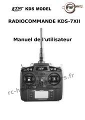 manuel francais kds7xii