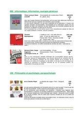 nouveautes docs adultes juin 2012