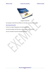 partager un fichier pdf