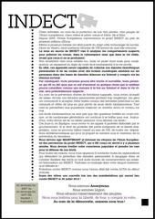 Fichier PDF indect