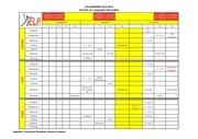calendrier ligue 2012 2013