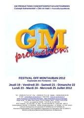 montauban programme 2012 presse