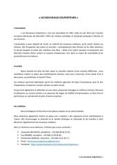 Fichier PDF presentation les nouveaux colporteurs