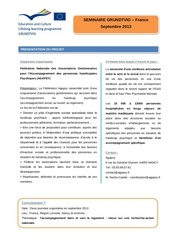 Fichier PDF annexe france