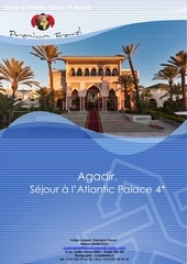 sejour atlantic palace