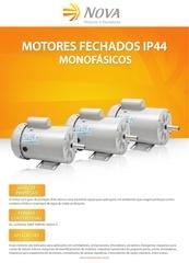 motores monof sicos fechados ip 44