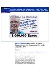 accueil doc r seaux p docriminels le bouclier 2006