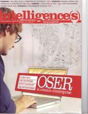 intelligence magazine print2012