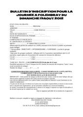 bulletin 19 aout 2012 drt