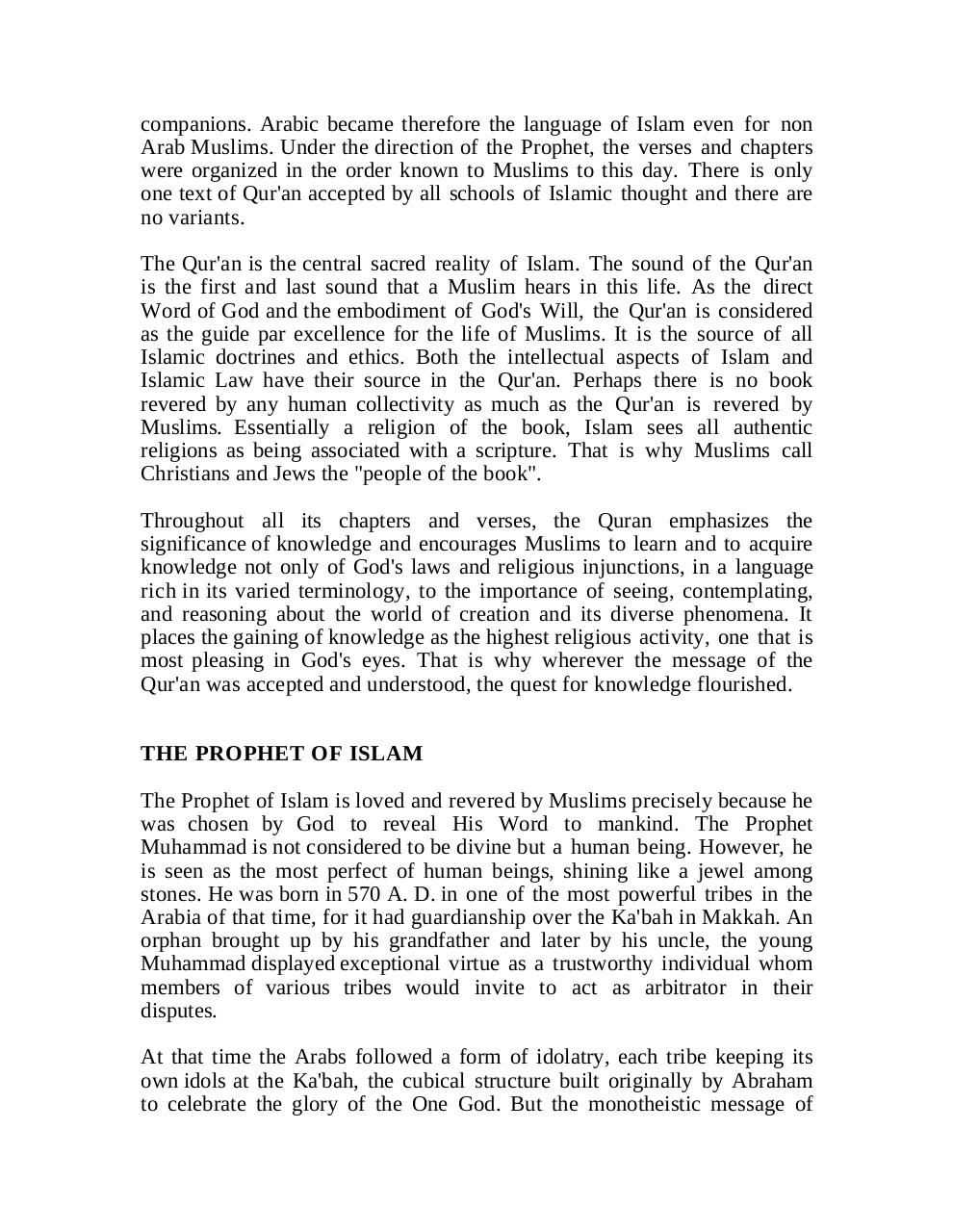 The Religion of Islam.pdf - page 2/27