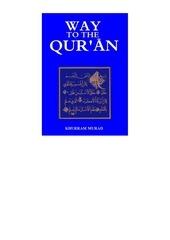 way to quran