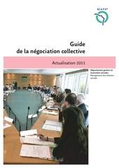 guide de la negociation collective actualisation 2011