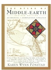 karen wynn fonstad the atlas of middle earth